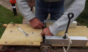 Как изготовить реймусовый станок своими руками