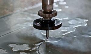 Технология гидроабразивной резки материалов